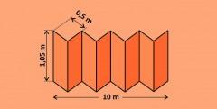 Подложка  Solid гармошка 3 мм