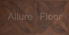 Виниловая плитка Allure GripStrip 216513 Шато Паркет шоколад