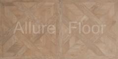 Виниловая плитка Allure GripStrip 216515 Шато Паркет крем