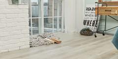 Виниловая плитка Alpine Floor Premium XL ECO7-2 Дуб Белая ночь