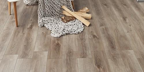 Виниловая плитка Alpine Floor Premium XL ECO7-4 Дуб Грей Дождливый