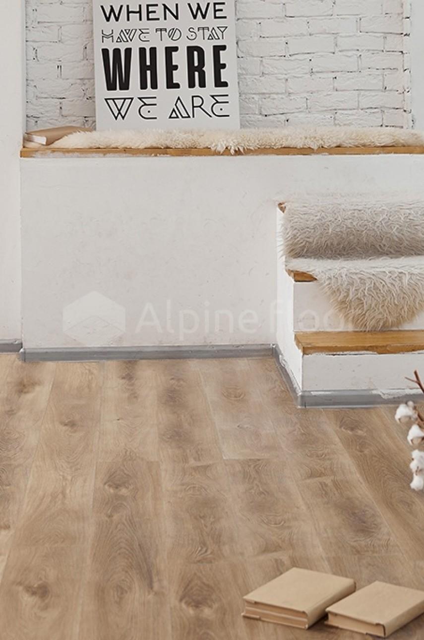Виниловая плитка Alpine Floor Premium XL ECO7-6 Дуб Природный Изысканный