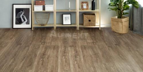 Виниловая плитка Alpine Floor Sequoia ECO6-12 Секвойя Темная