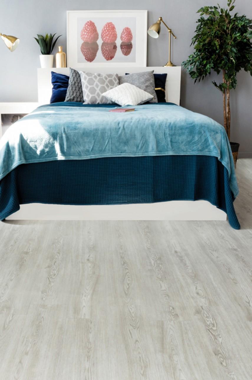 Виниловая плитка Alpine Floor Ultra ECO5-1 Дуб Арктик