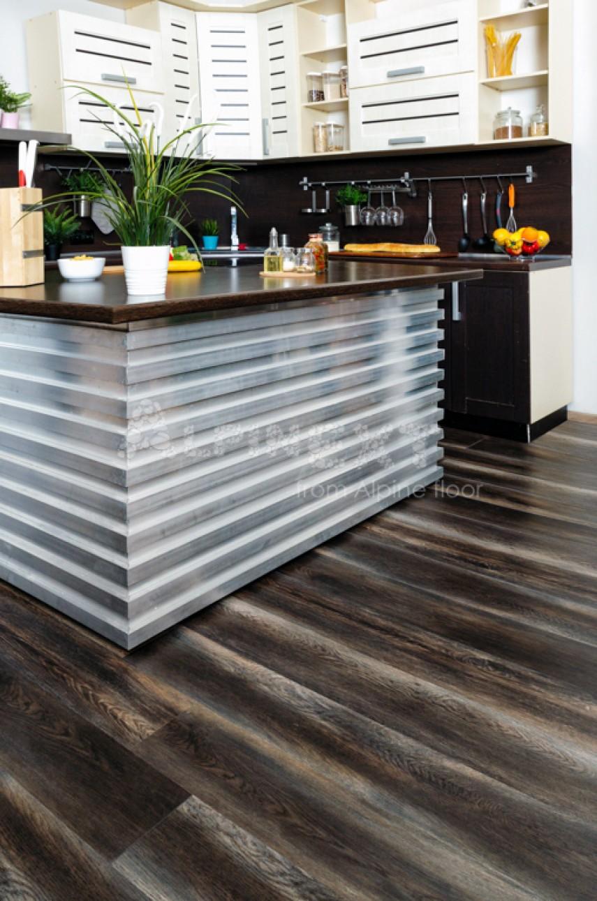 Виниловая плитка Alpine Floor Ultra ECO5-13