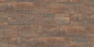 Виниловая плитка Egger Pro Design Large EPD019 Металл бронзовый